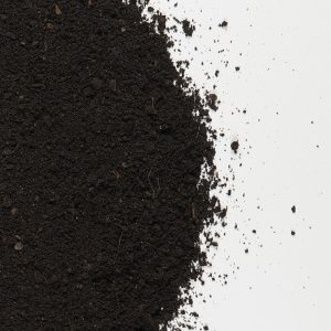 black loam soil